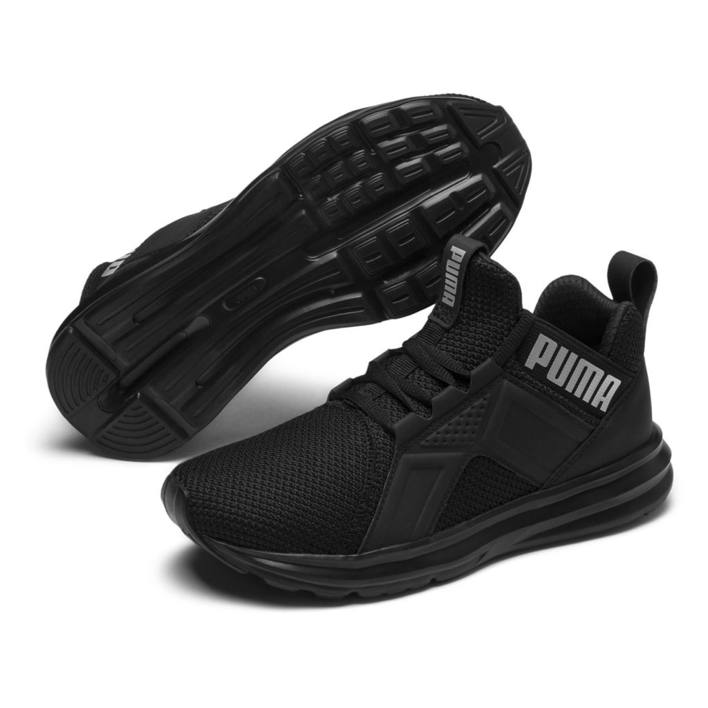 Sneakers PUMA Enzo Weave Jr 192305 02 High Risk RedPuma Black